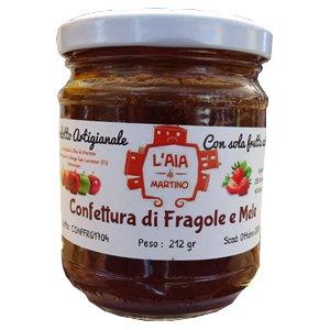confettura-fragole-mele